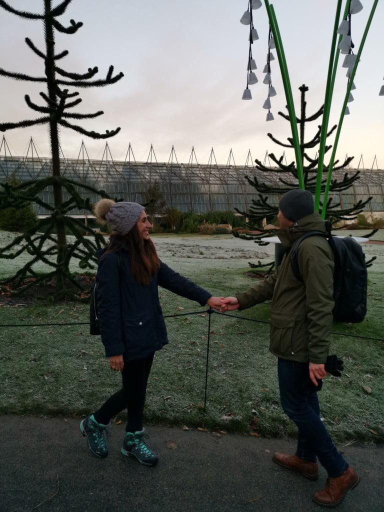 Εδιμβούργο Βοτανικός Κήπος