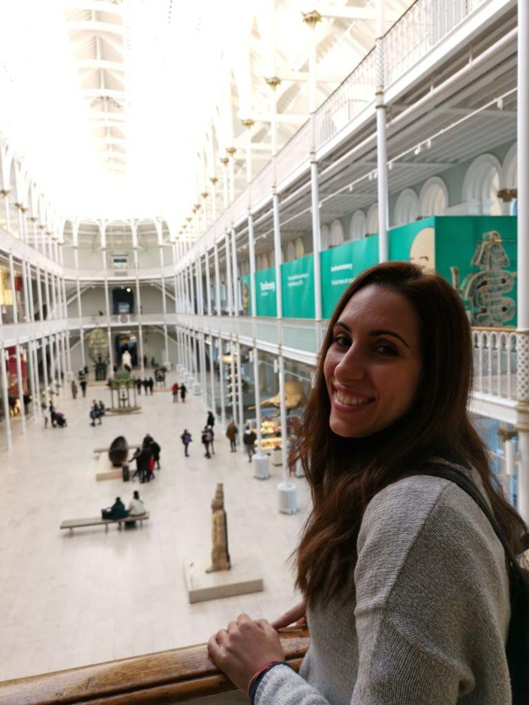 Εδιμβούργο Μουσείο Σκωτίας