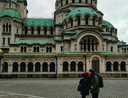 Our trip to Sofia