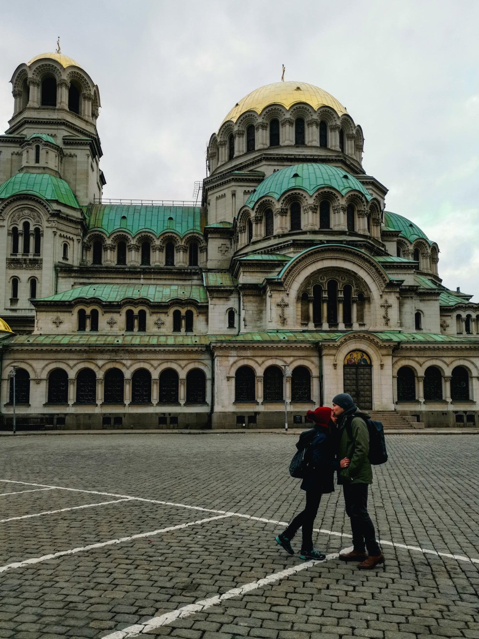Καθεδρικός Ναός του Αγίου Αλεξάνδρου Νιέφσκι Σόφια