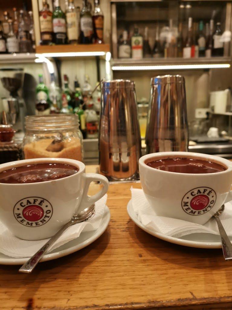 Καφέ memento Σόφια
