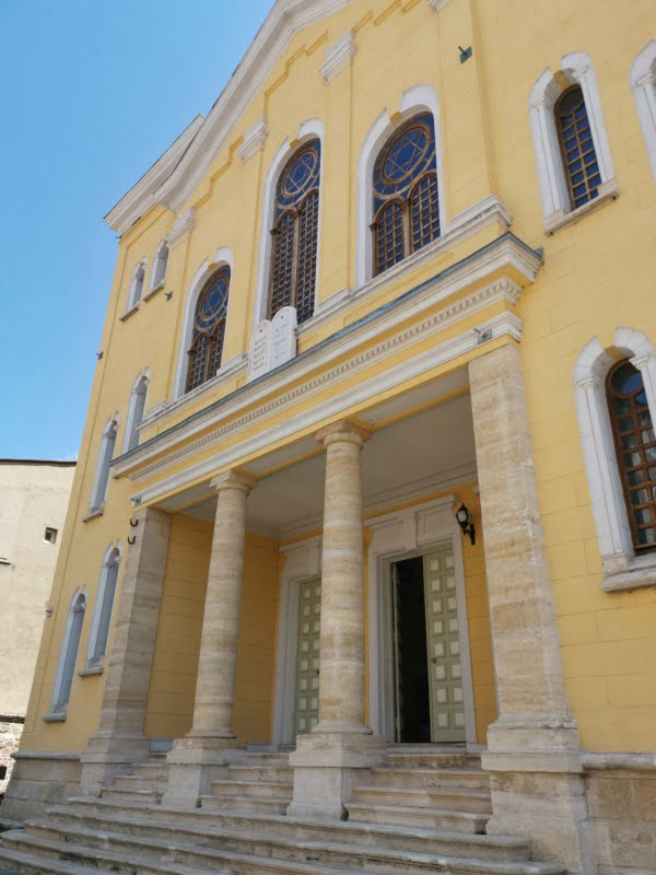 The Grand Synagogue