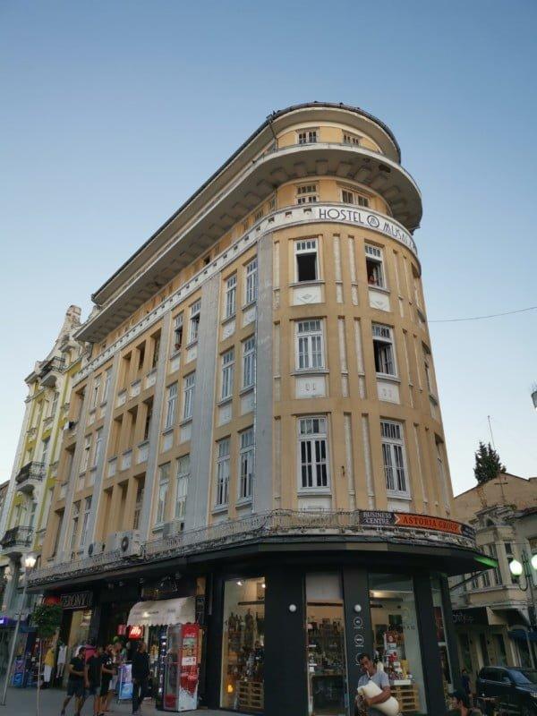 Varna old city