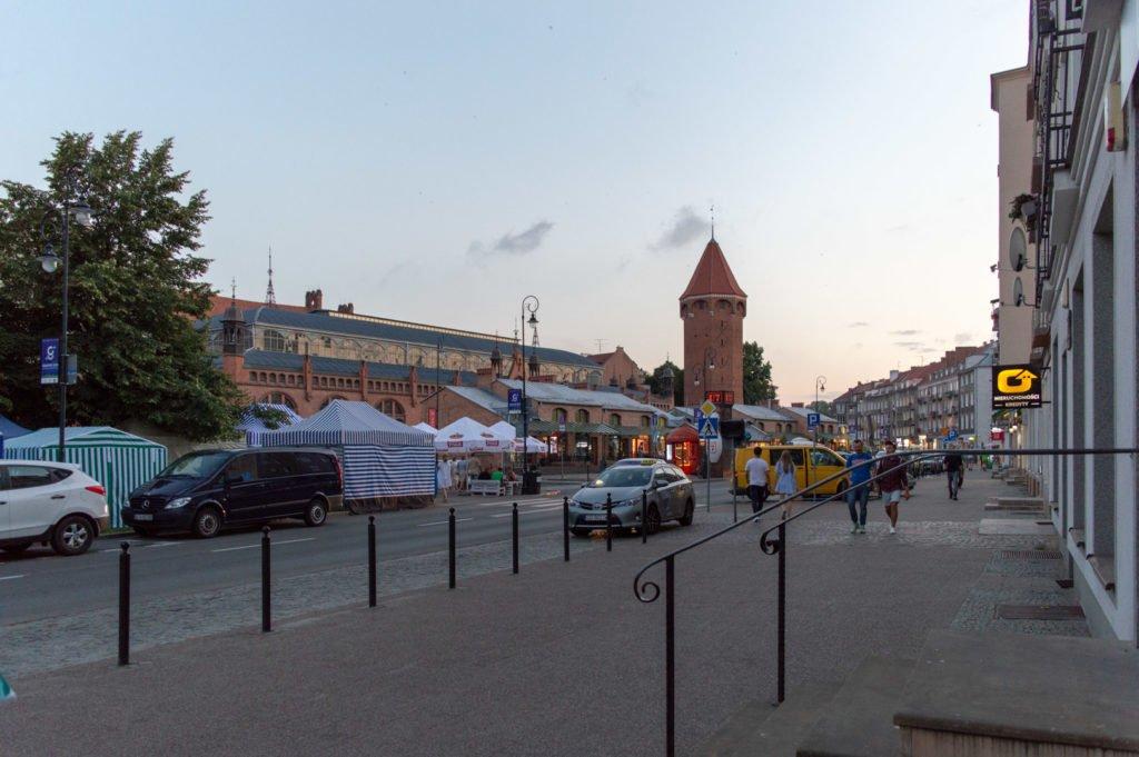Gdasnk city