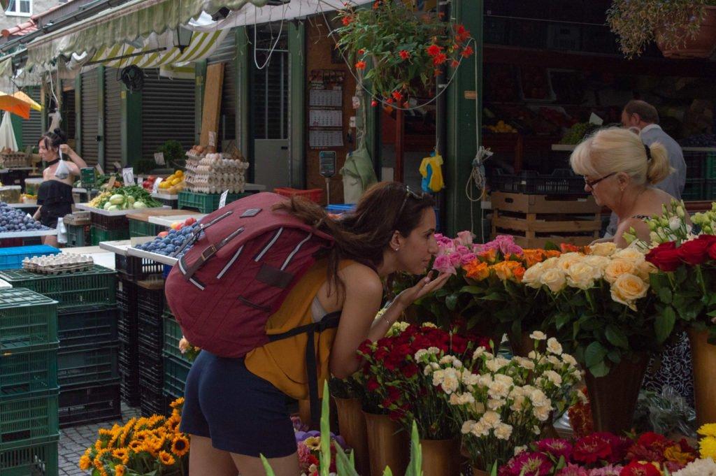 Gdasnk flea markets