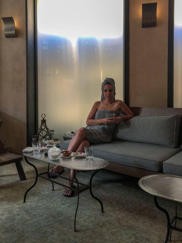 Hammam Baths experience | Tea and relax