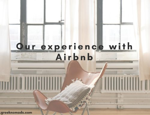 Our newest experience with Airbnb!