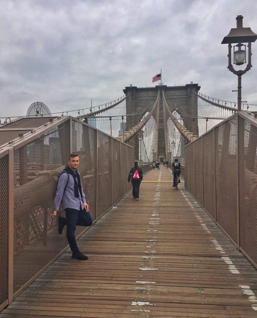 Γέφυρα του Μπρουκλυν