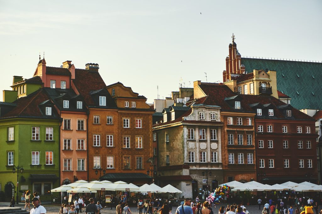Warsaw GreekNomads the-best-destinations-to-go-in-september