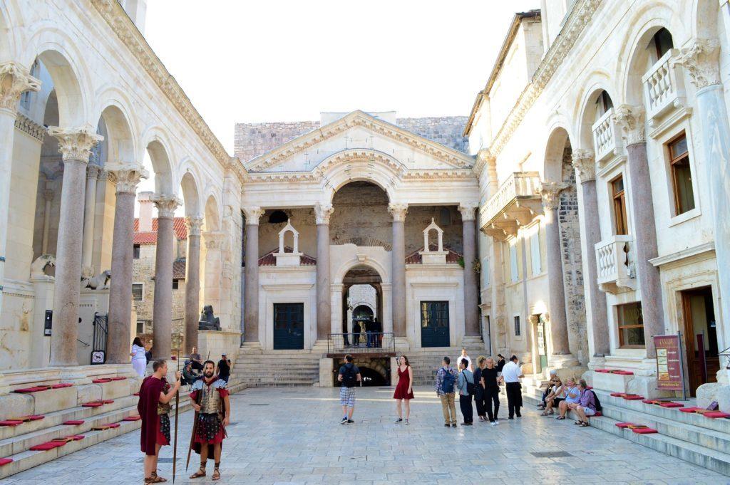 dioklitianou-palace-split-croatia