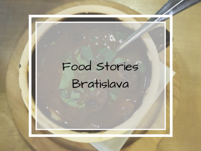 food bratislava
