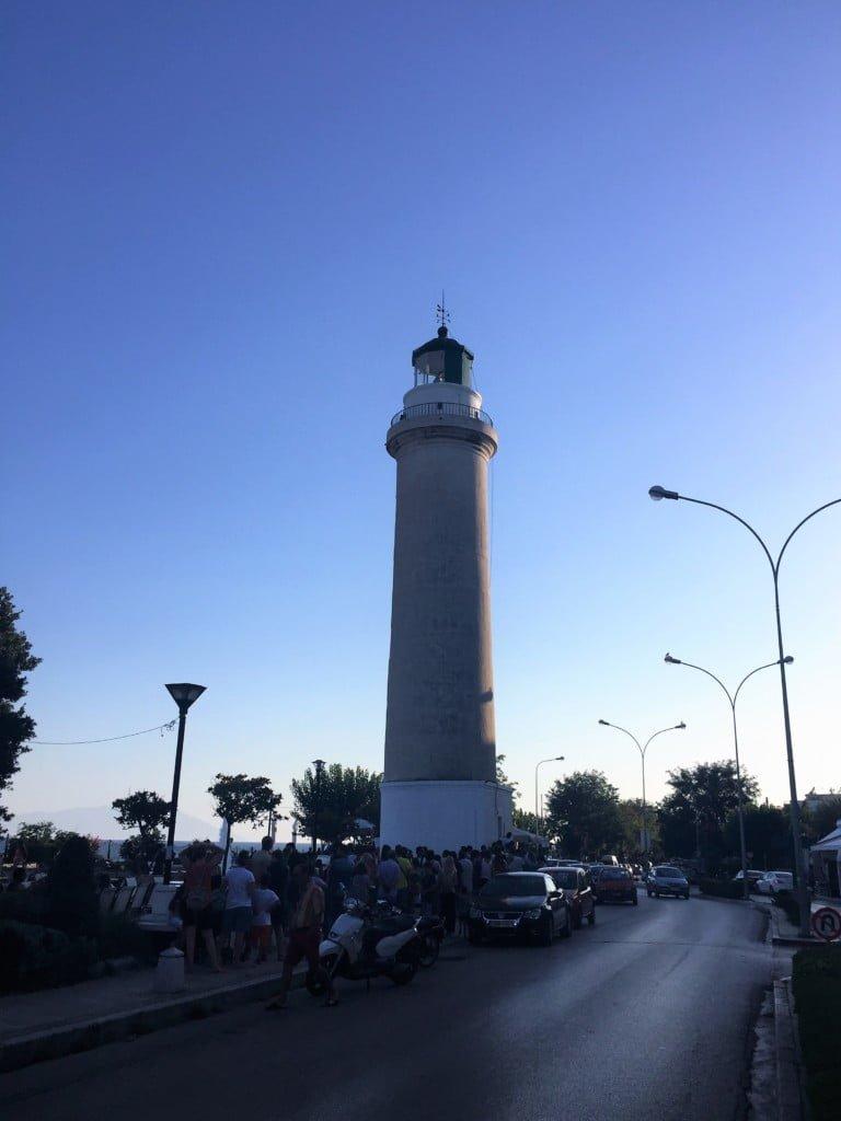lighthouse alexandroupoli evros