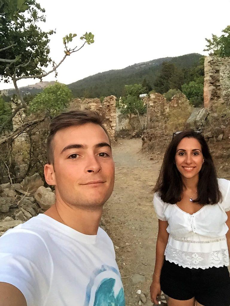 xaixoutes village Kos